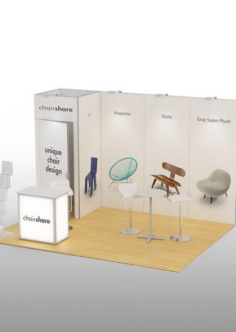 Exhibition booth small 05