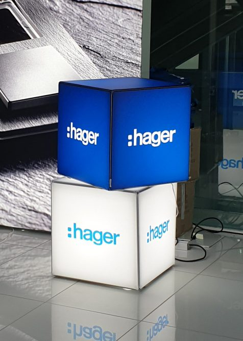 HAGER CUBES